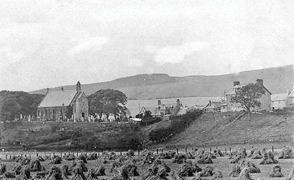 St Colmon Kirk c1915