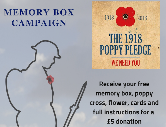 Poppy Pledge